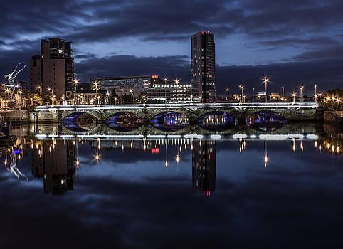 Belfast Bridge by Noel Sofley