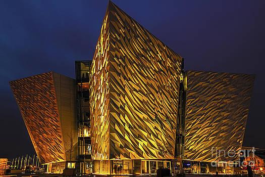 Svetlana Sewell - Belfast Titanic