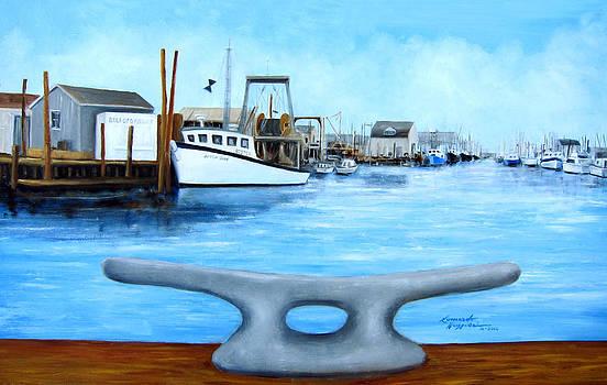 Belford Fishery by Leonardo Ruggieri