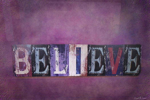 Believe by David Simons