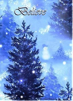 Believe in the Snowman by Melodye Whitaker
