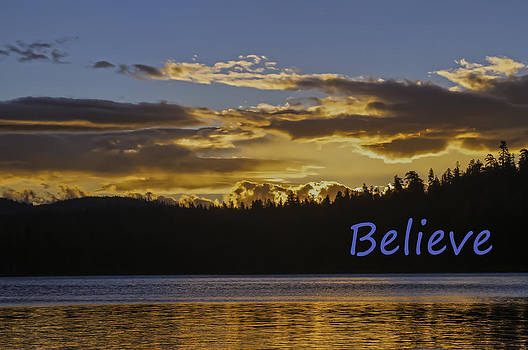 Believe by Sherri Meyer