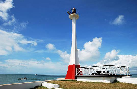 Ramunas Bruzas - Belize City Lighthouse