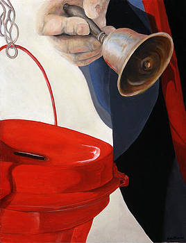 Bell Ringer by Diane Nations