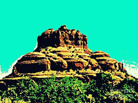 Bell Rock by Currie Silver