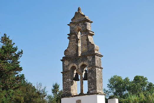Bell Tower 1584 2 by George Katechis