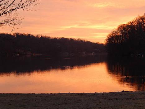 Bella Vista Sunrise 001 by Nola Hintzel