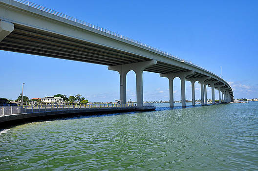 Rebecca Brittain - Belleair Causeway Bridge Pinellas