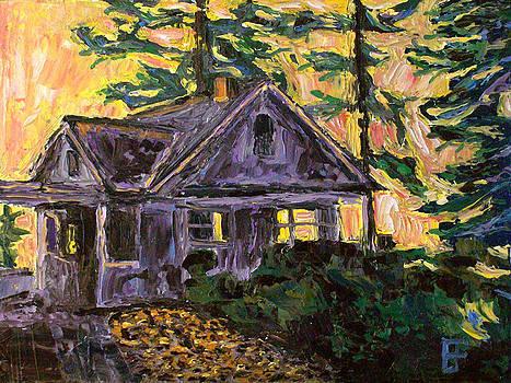 Allen Forrest - Bellevue Shoreland Dr Old House