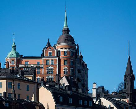 Evgeny Lutsko - Bellmansgatan 6 Stockholm