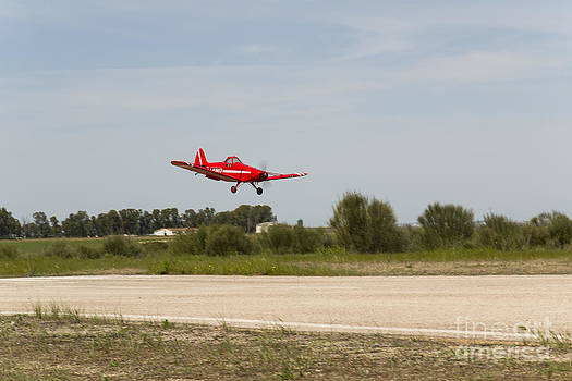 Bellota jet 2013 piper pawnee large model landing by Stefano Piccini