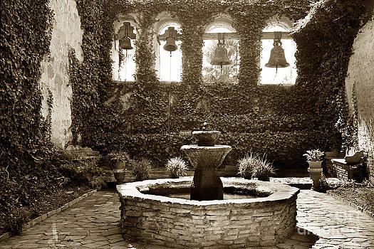 California Views Mr Pat Hathaway Archives - Bells at Mission San Juan Capistrano California 1925