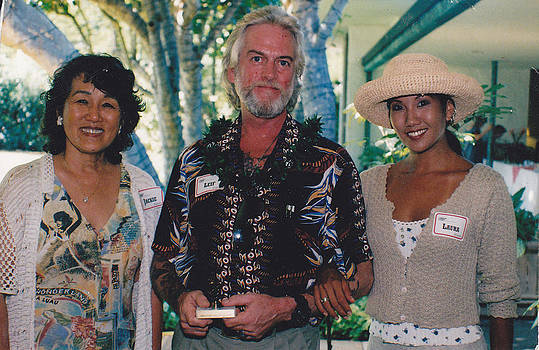 Beloved Ohana American Cancer Soc.  Dr. Jackie Young     by Leif Thor Kvammen