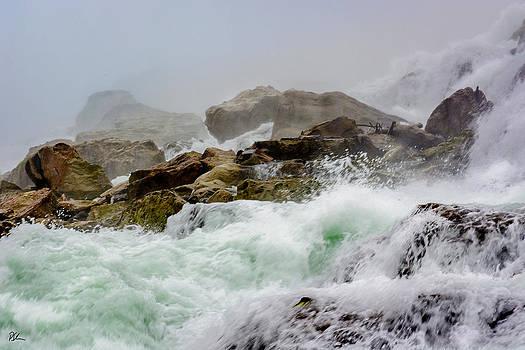 Below the Falls 1 by Pat Scanlon
