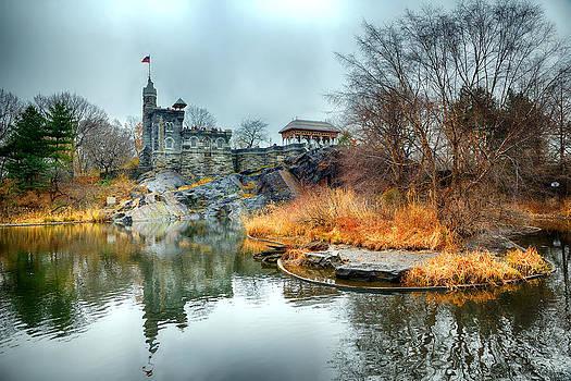 Belvedere Castle - Central Park by Joe Josephs