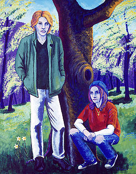 Ben and Bonnie by Terrie  Rockwell