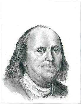 Ben Franklin by Jim  Romeo