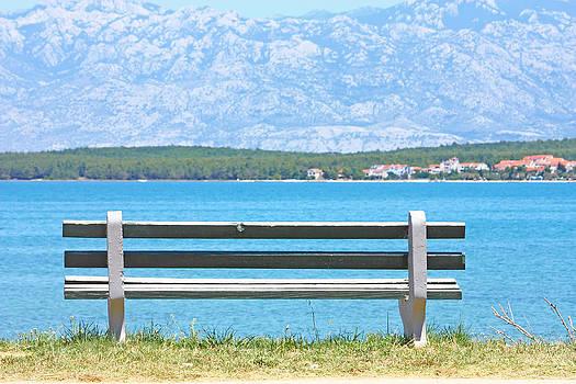 Bench by Borislav Marinic