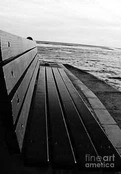 Bench by the Sea by Tracey McQuain