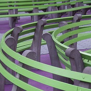 Benches by Louis Chang