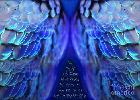 Constance Woods - Beneath His Wings