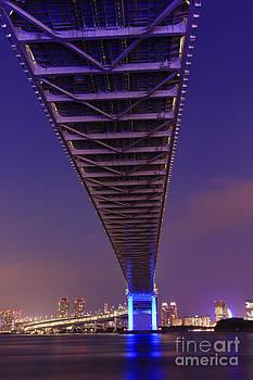 Beverly Claire Kaiya - Beneath the Rainbow Bridge in Tokyo