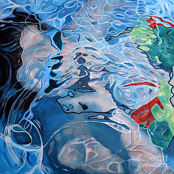 Beneath the Surface by Linda Queally