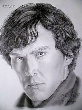 Benedict Cumberbatch  Sherlock by Danse DesSonges