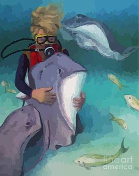 John Malone - Benevolent Creatures at Stingray City