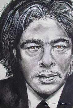 Eric Dee - Benicio del Toro