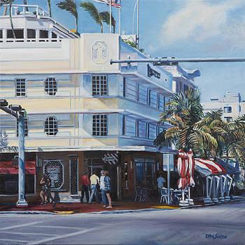 Bentley Hotel by Eric Soller