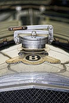 Bentley Le Mans by Peter Falkner