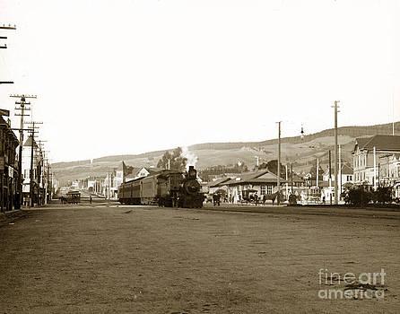 California Views Mr Pat Hathaway Archives - Berkeley California Train station circa 1902