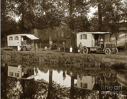 California Views Mr Pat Hathaway Archives - Berliet C B A French CBA Truck called the Deam Le Reve France circa 1913