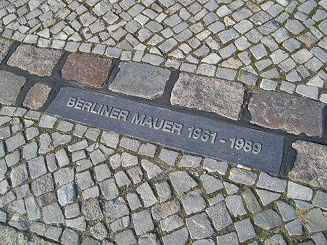 Berlijnse muur by Ton Bocxe