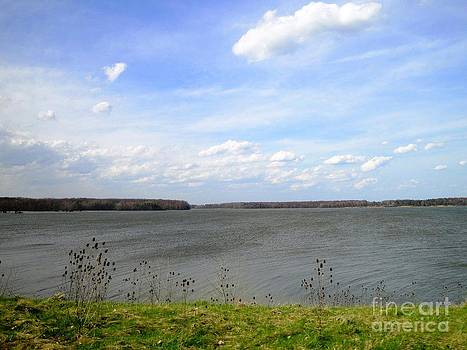 Berlin Dam in Ohio by Jackie Bodnar