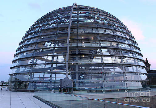 Gregory Dyer - Berlin - Reichstag roof - no.02