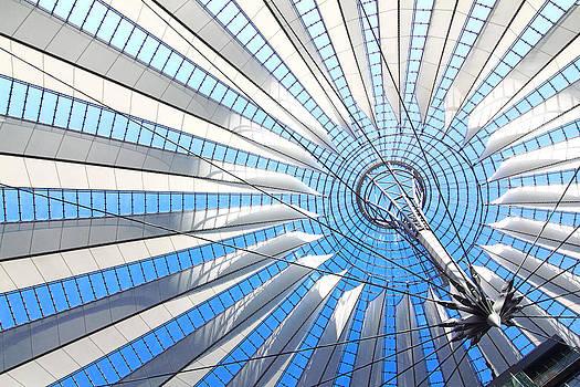 Berlin - Sony Center  by Marc Huebner