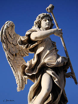 Bernini Angel I by Kelly Borsheim