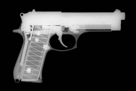 Berretta 9mm by Ray Gunz