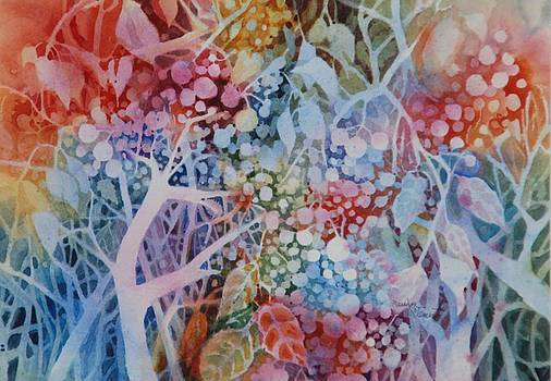 Berries Alive by Marilyn  Clement