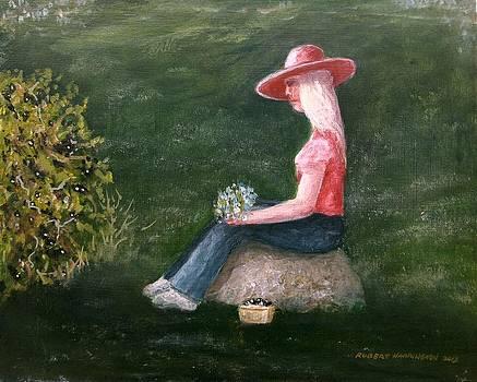 Berries and Flowers by Robert Harrington