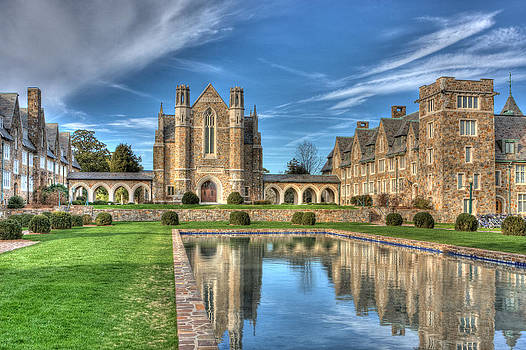 Berry College 3 by Gerald Adams