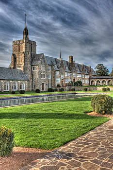 Berry College dormitory  by Gerald Adams