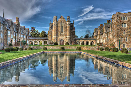 Berry College Ford Hall 2 by Gerald Adams