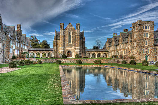 Berry College Ford Hall 4 by Gerald Adams