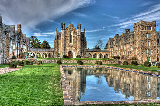 Berry College Ford Hall 5 by Gerald Adams