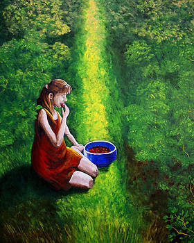 Berry Picking by Kate Johnson