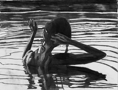 Bertie Willa at Norris Lake by Timothy Fleming