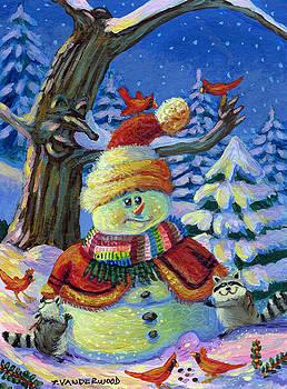 Best Christmas Friends Ever by Jacquelin Vanderwood